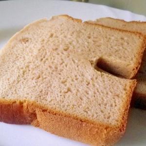 ホームベーカリーdeキイチゴの食パン