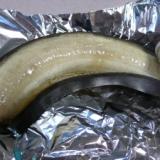 トースターで焼くだけ☆ 甘~い焼バナナ♪