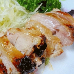 発酵食品が旨っ! 「鶏もも肉の粕漬焼き」