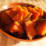一番簡単★かぼちゃの煮物