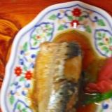 サバの醤油煮