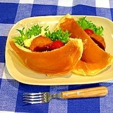 誰でも簡単に作れる!「パンケーキ」レシピ