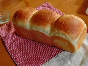 パウンド型で♪かわいい山食パン♪♪