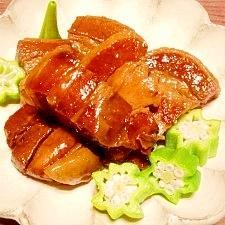 豚肉☆角煮