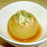 丸ごと玉ねぎのコトコト煮♪