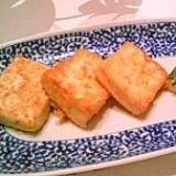 焼き堅豆腐
