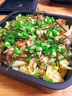 シャキシャキ☆和風白菜サラダ