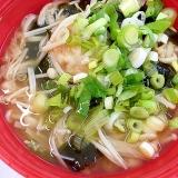 とろふわ♡明石焼き風スープ