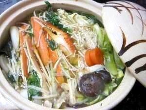 カニ鍋のレシピ・作り方(人気順)