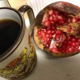 ザクロ コーヒー