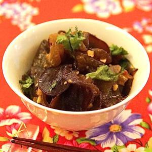 台湾の小菜再現★簡単やみつきキクラゲ