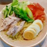 ☆北海道の定番♪ ラーメンサラダ☆