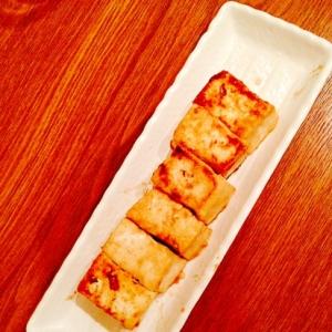 材料コレだけ!の豆腐ステーキ