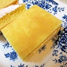 ホットケーキミックス DE クリームサンド