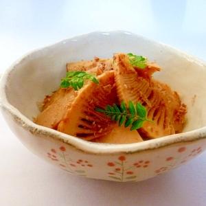 筍のおかか煮(土佐煮)