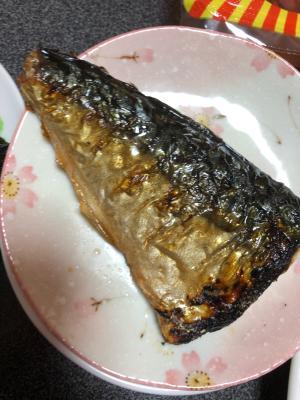 サバの塩麹焼き