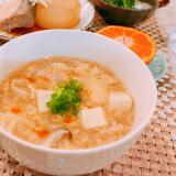 酸っぱ辛い♡白菜とエリンギの酸辣湯