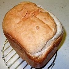 HBレシピ☆経済的なクルミの食パン