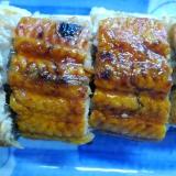 夏にぴったり!うなぎのお寿司