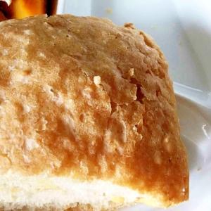 ホームベーカリー de はちみつ白ごまパン
