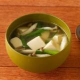 生姜と豆腐スープ Ginger&Tofu Soup
