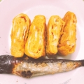 金目鯛の干物のグリル焼き