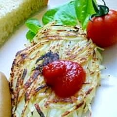 フライパンで簡単☆ハッシュドポテト