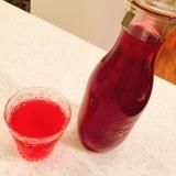アンチエイジング!赤紫蘇ジュース
