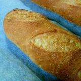 捏ねはHBにおまかせ☆簡単フランスパン