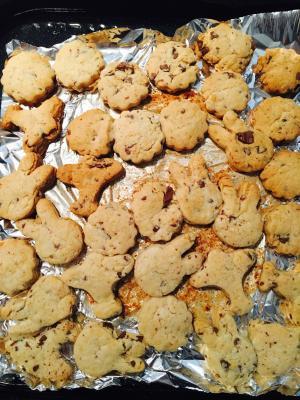 簡単クッキー