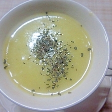 ほんのり甘い~さつま芋スープ(ダイエット用)