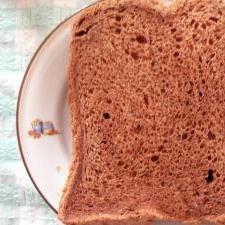 HBで!チョコレート食パン