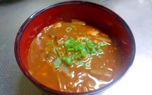 韓国テンジャングク(韓国味噌汁)