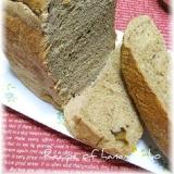 ふんわりもっちり!抹茶風味チョコ食パン