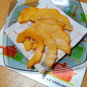 プッチーニ(かぼちゃ)のあまーいチップス