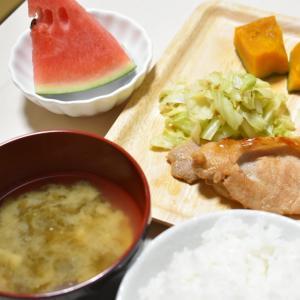 基本のバランス献立★豚肉のしょうが焼き定食(^^)