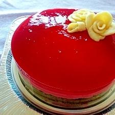ワンランク上のケーキ!フランボワーズ