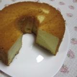 ♪珈琲シフォンケーキ♪