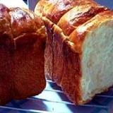 基本のブリオッシュ食パン