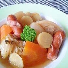 食べる生姜ポトフ