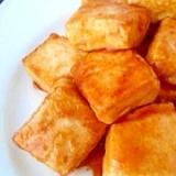 簡単安上がり!豆腐ステーキ