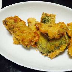 お弁当のおかずにも◎秋刀魚のフライ