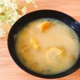 甘々ꕤさつまいもの味噌汁✧˖°