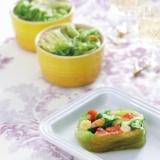 [ル・クルーゼ公式] 野菜とサーモンのテリーヌ