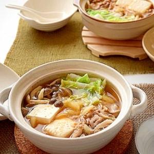 スパイスでポッカポカ!豚肉と野菜の味噌煮込み鍋