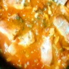 トマトな鍋