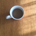 ちょっぴり大人なコーヒーを。