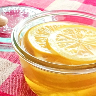 手作り「ハチミツレモン」はお菓子から料理まで大活用