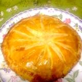 ガレット・デ・ロア☆1月に食べるフランス菓子