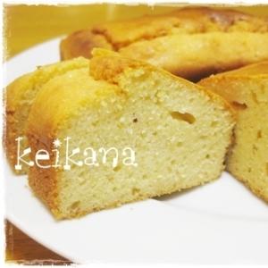 ホットケーキミックスで超簡単☆米麹の甘酒ケーキ